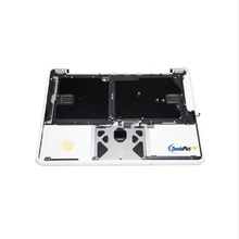 """3pcs/lot 95% NEW FOR Macbook Unibody 13 """" A1342 Top Case & Japaness keyboard & Touchpad"""
