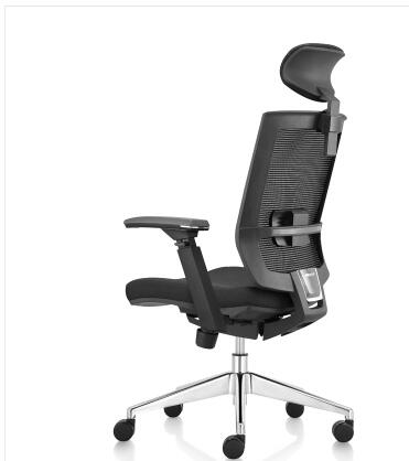 Chaise de bureau multifonctionnelle entreprise maille personnel chaise patron chaise inclinable arc ordinateur chaise.