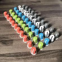 50 шт. заменить EQ поворотная ручка для Pioneer DJ микшер DJM DJM-2000 900 850 750 700 800 DAA1176 DAA1305 красочные вы можете выбрать