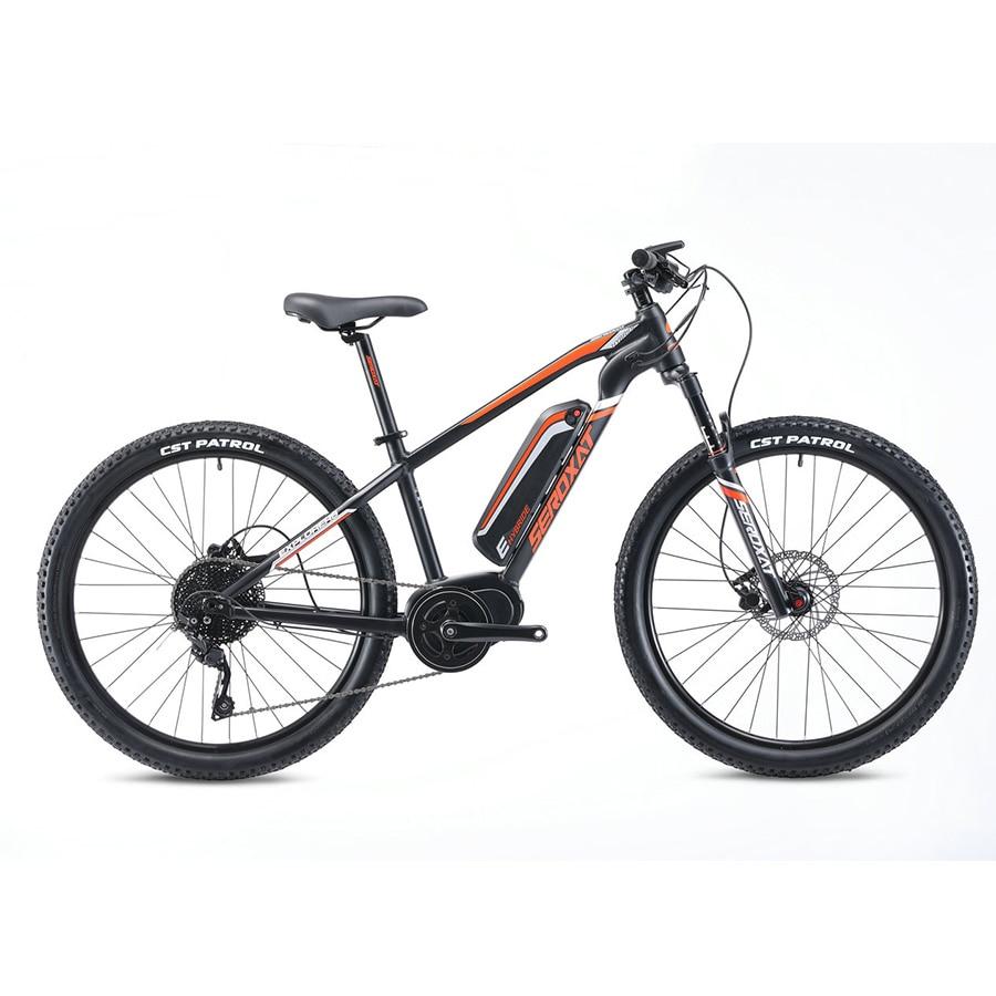 2019 E-BIKE Explorers 10S Electric Bike With Computer Speedometer electric Odometer Powerful Electric MTB Bike 16AH 350W eBike