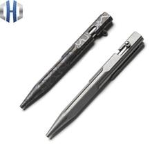 лучшая цена Titanium Tactical Pen Girl Self-defense Pen Broken Window Defense Supplies EDC Tool Pen