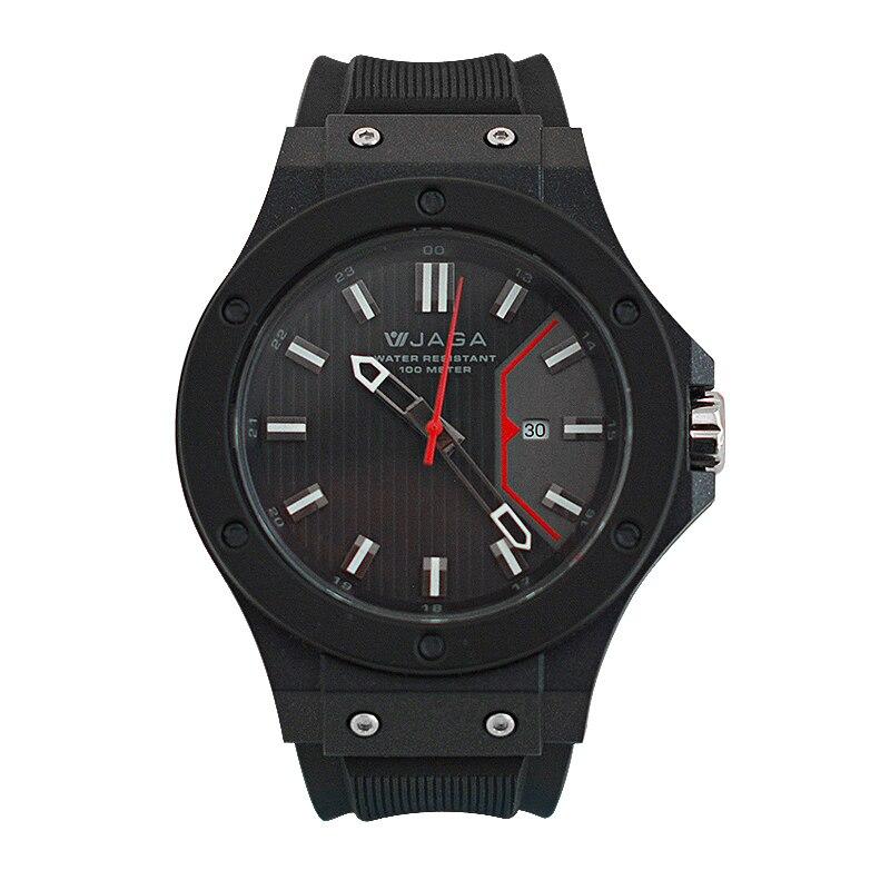 100M Waterproof Wristwatch, Montres De Couple - JAGA 2018 model 1