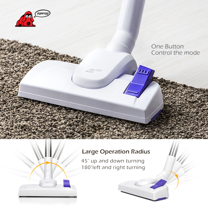 Portable Low Noise Vacuum Cleaner w/ Dust Collector and Aspirator 2