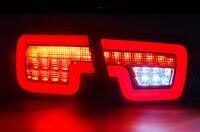 VLAND manufacturer for Car Tail light for MALIBU LED Taillight 2012 2013 2014 2015 for MALIBU back lamp with DRL+Reverse+Brake