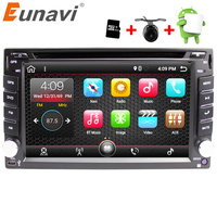 Universal 2 Din Android 4 4 Car DVD Player GPS Wifi Bluetooth Radio Quad Core DDR3