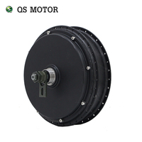 QS Motor 1500W 205 45H E Spoke Export V2 Type Hub Motor For Electric Bicycle