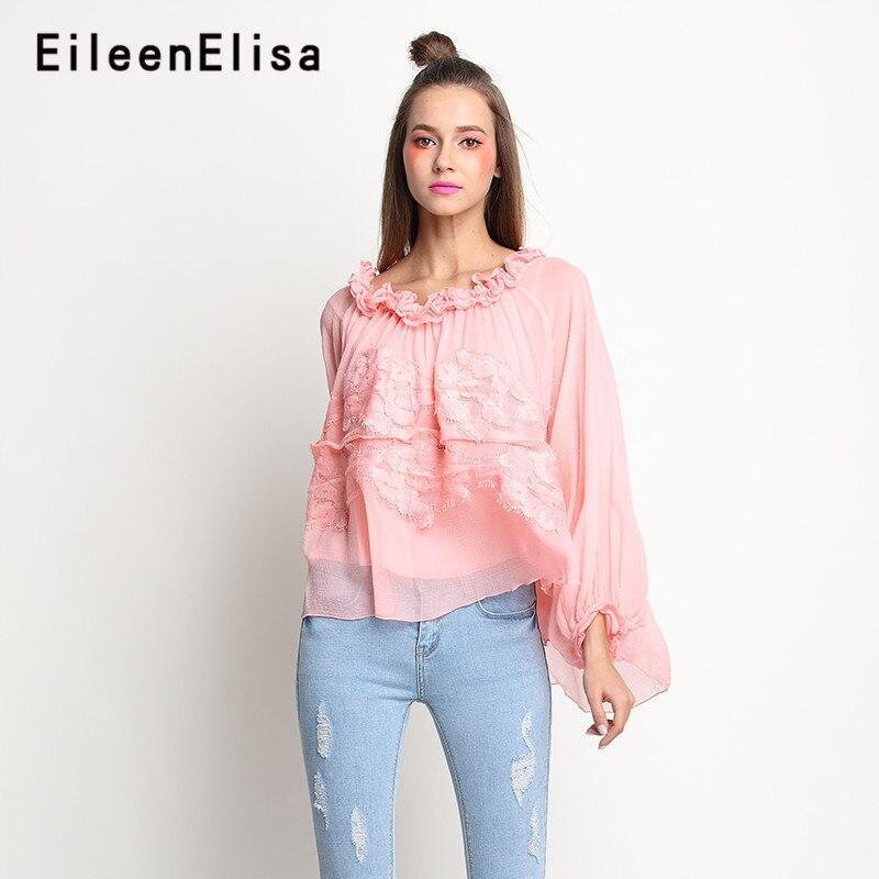 Rue Chemises Blouses Blouse Pics Femmes As Style Casual 2018 Manches Haut Nouveau À Longues Tops Bas Mode qEwvxaFPT