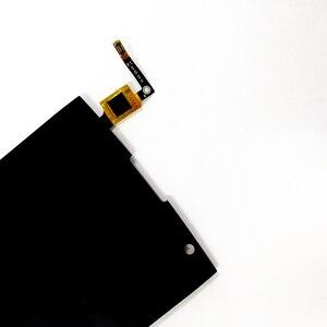 Image 3 - ل الكاتيل بلمسة واحدة البرتقال نورا M812 شاشة إل سي دي باللمس شاشة بدون إطار ل M812C M812F قطع غيار للشاشة m 812 + أدوات Ra