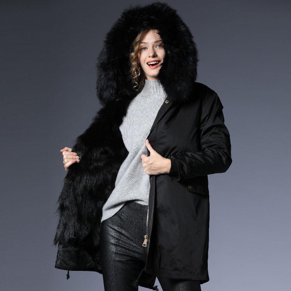 Парка с натуральным мехом, женская меховая парка, женская зимняя куртка с  натуральным мехом енота, длинная куртка, пальто с натуральным мехом, ... 463e285cd93