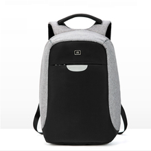 TOP POWER Anti-theft USB charging Men Backpack New Waterproof Oxford 15inch Laptop Backpack School Backpack Bag For Male Mochila