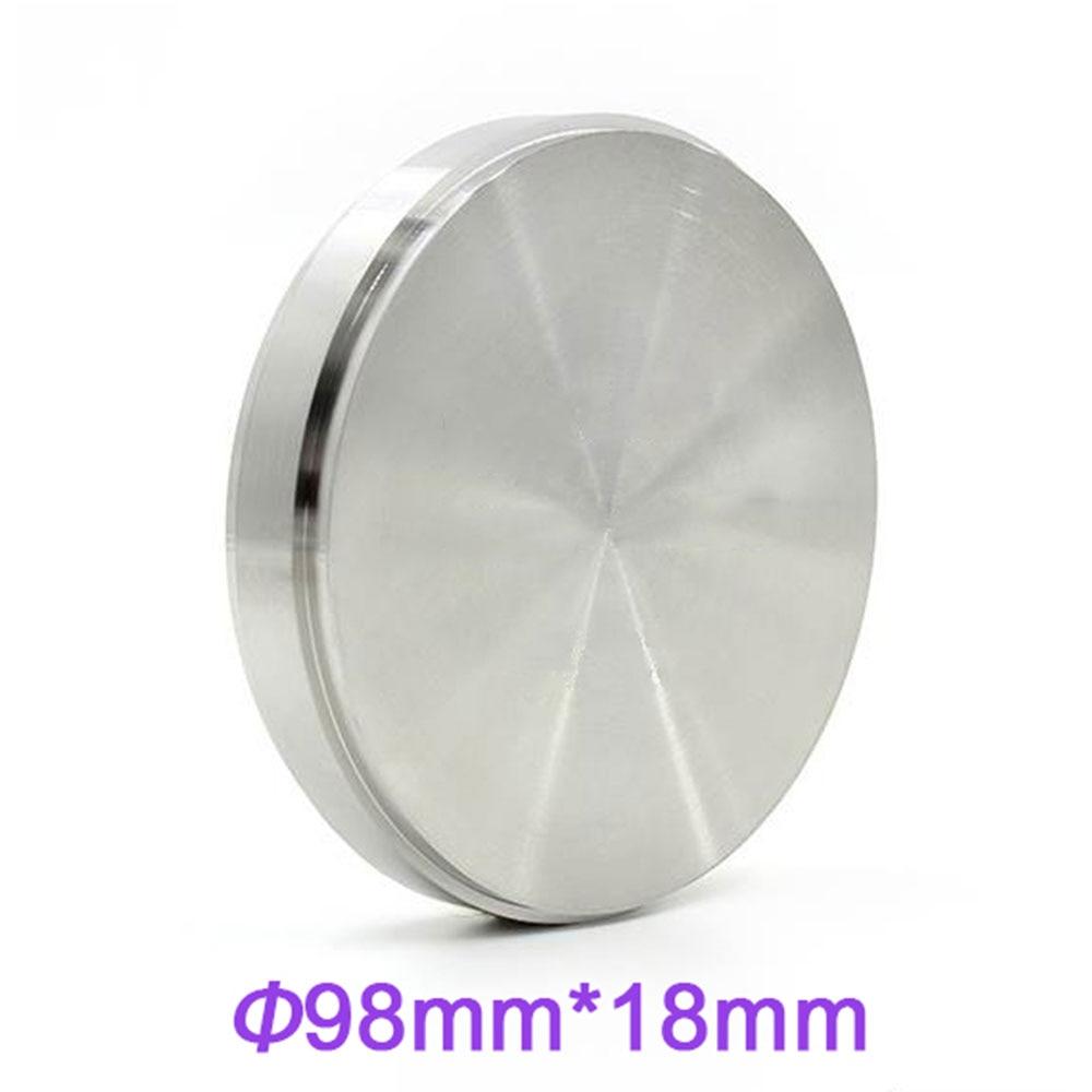 Grade 5 Titanium CAD/CAM Milling Machince Discs 98mm*18mm