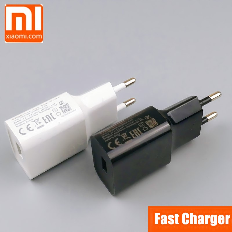 Apprehensive Original Eu Xiaomi Mi 8 Fast Charger Mi8 Quick Charge 3.0 Power Adapter For Mi 8 Se 6 Mix 2 2s Max 2 3 A1 6x A2 Mobile Phone Mobile Phone Accessories