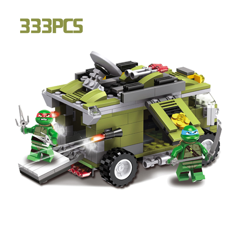 Ninjagoed tortois Model Building Blocks Compatible LegoINGlys Ninjagoed Figures DIY Bricks Enlightenment Children Christmas Toys 588pcs bricks diy ninjagoed movie building blocks compatible legoingly shark ninjagoed mini action figures blocks children toys