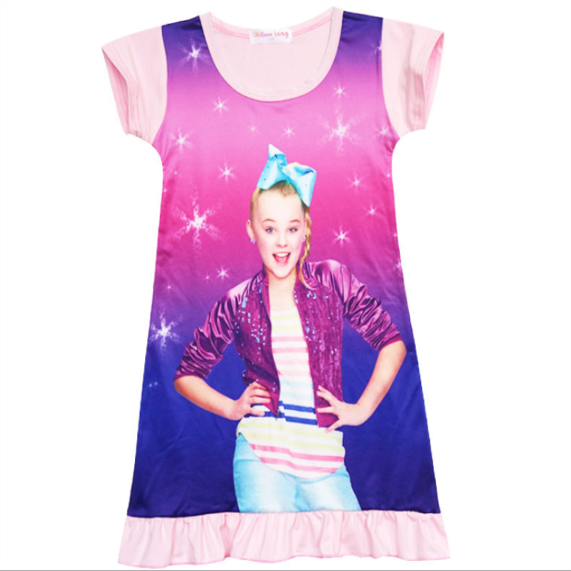 JoJo Siwa Girls Nightdress