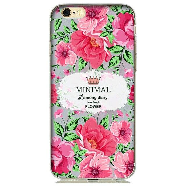 Etui iPhone vintage kwiatowy motyw rożne warianty  5/5S 6/6S 6/6S plus 7/7plus