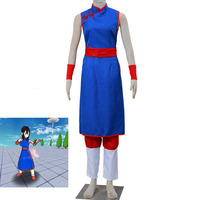DRAGON BALL Z Cosplay Chichi Cosplay Costume Tailor Made