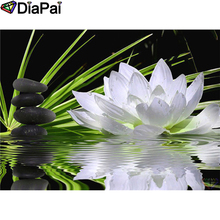 DIAPAI 5D DIY Diamond Painting 100% Full Square/Round Drill Flower landscape Diamond Embroidery Cross Stitch 3D Decor A22110 diapai 100% full square round drill 5d diy diamond painting flower landscape diamond embroidery cross stitch 3d decor a21095