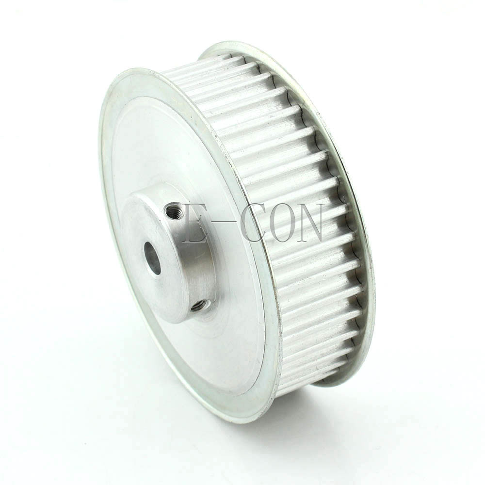 1PCS HTD 8M-40T-27W Aluminum Timing Belt Pulley 40 Teeth Stepper Motor
