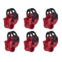 "6pcs Bicycle Bike Rack 1-1/4""&2"" Hitch Mount Carrier Car Racks Accessories"
