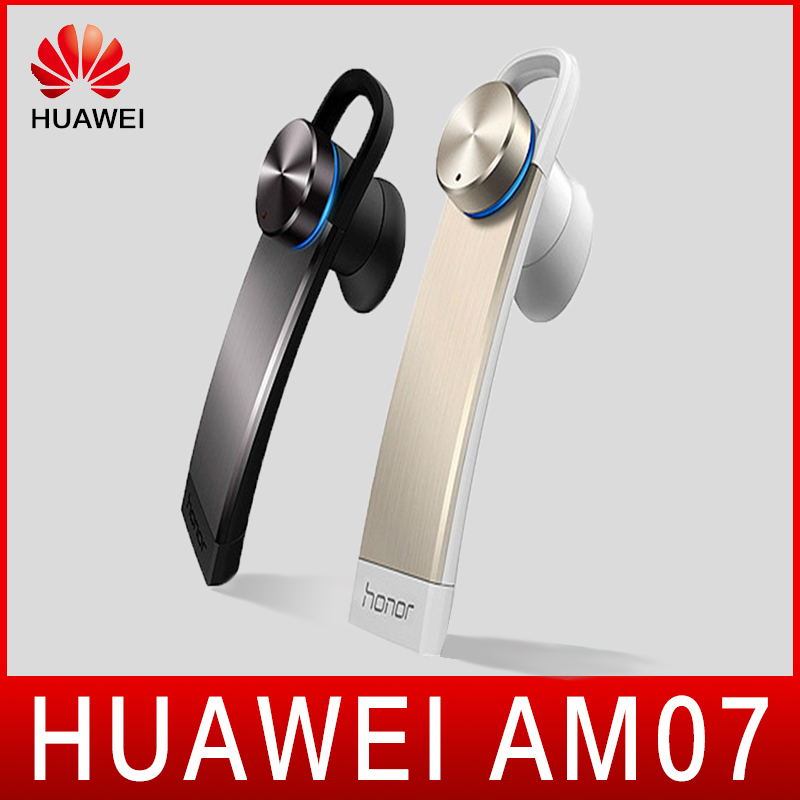 Original HuaWei AM07 Little whistle Wireless Bluetooth 4.1 CVC Noise Reduction headset Support Quick Charger original huawei honor am07 smart bluetooth headset