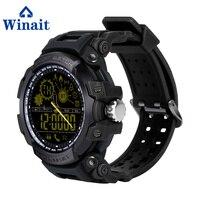 Winait Profession waterproof digital sports watch, smart watch phone with app