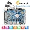 Orange Pi RK3399 4 GB DDR3 16 GB EMMC carte de développement de Cortex A72 double coeur prise en charge Android 6.0