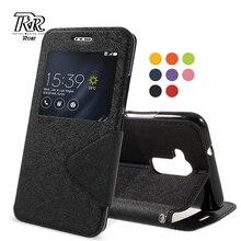 Рев Корея чехол для телефона для Asus Zenfone 3 Max ZC520TL чехол Вид из окна кожаный флип телефон чехлы Чехол для ASUS Zenfone 3 max сумка