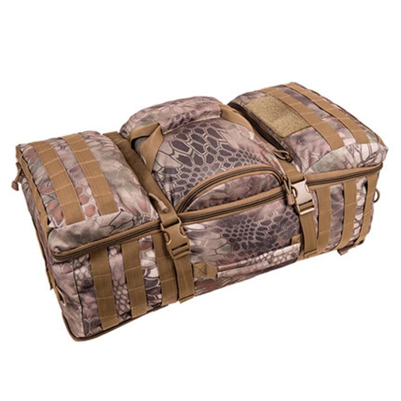купить 3 usage Outdoor Bags 900D Waterproof Mountaineering Climbing Camping Hiking Backpack Bag 55*30*20cm Large Capacity Outdoor Bags недорого