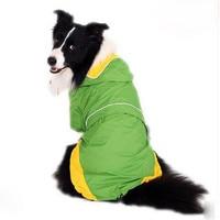 Büyük Pet Köpek Yağmurluk Su Geçirmez Ceket Ürün Spaniel Panço Bacaklar Pitbull Giyim Ceketler Alti Köpek Giysileri Yağmurluk BBMXY94
