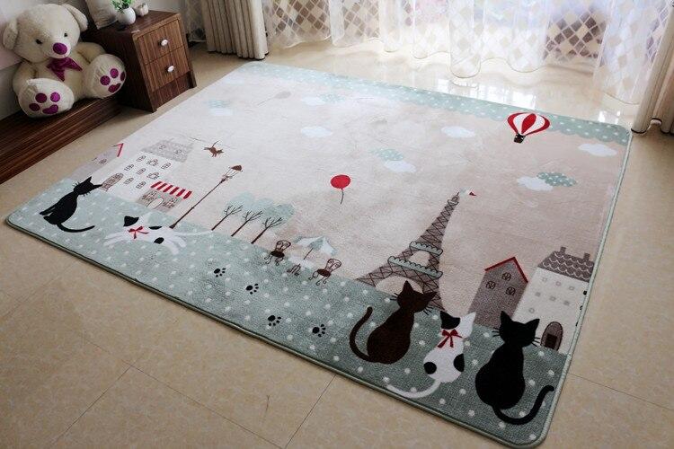 Tappeti per bambini giocano cartone tappeti cm cm with - Tappeti bagno grandi ...