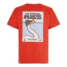 Weird Fish Swan Flew Artist T-Shirt New  Funny Tops Tee Unisex High Quality Casual Printing free shipping