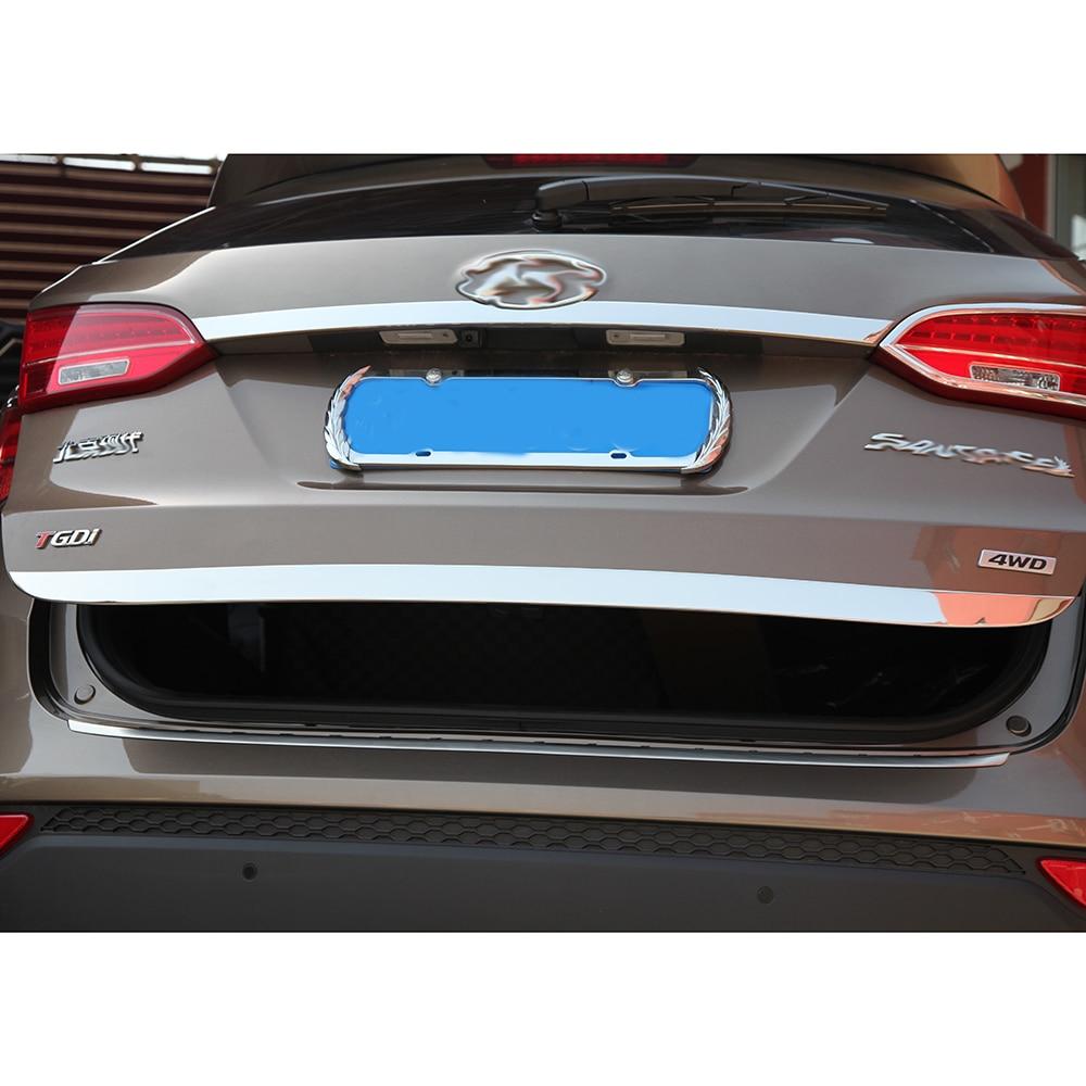 KOUVI 2db Kiváló minőségű rozsdamentes acél hátsó - Autóalkatrész