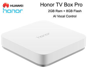 HUAWEI Tv-Box Flash Honor Ui-Design Bluetooth-4.0 Wifi Rj45 8GB Output AI 2GB Usb-Hdmi-Port