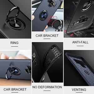 Image 3 - Luxury Bracket Shockproof Case For Samsung Galaxy S8 S9 S10 PLus S10E Full Cover A40 A50 A70 A10 Note 8 9 10 Soft Silicone Cases
