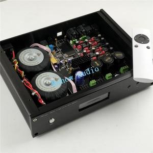 Image 2 - ES9028 ES9028PRO HIFI audio DAC decoder + high quality Toridal Transformers + LCD1602 display +option XMOS XU208 Or Amanero USB