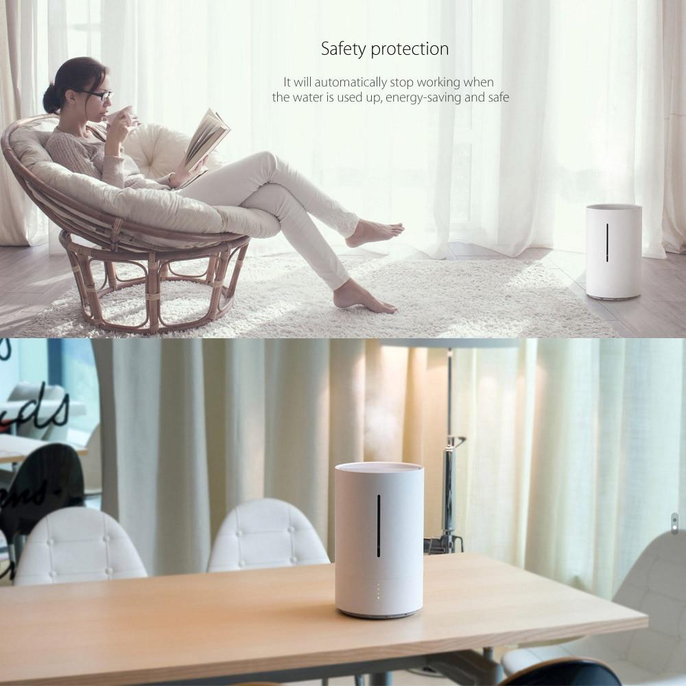 Original Xiaomi Smartmi Humidifier For Home Air Dampener UV Germicidal Ultrasonic Humidifier Aroma Essential Oil APP