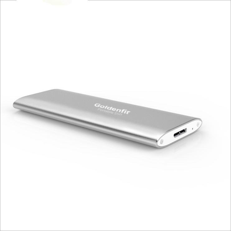 Goldenfir long type portable ssd USB 3 0 1TB External Solid State Drive