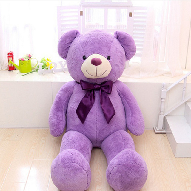 purple teddy bear spongebob kawaii plush unicorn teddy stuffed plush animals giant teddy bears valentines day present