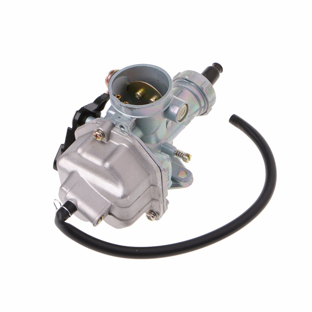 QILEJVS PZ27 Carburetor Carb Accelerator XL 100 125 150 175 Carburettor DIRT BIKE With Hand Choke Lever N090-145