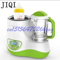 JIQI Multifunctional Household baby feeding machine Wifi control electric Blenders 500W/200W Mixer 550ml/750ml heating/stirring