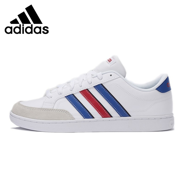 1ccc0140ebb Original New Arrival Adidas NEO COURTSET Men s Low Top Skateboarding Shoes  Sneakers