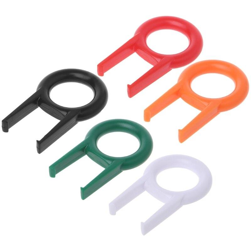 1 компл. механическая клавиатура Ключ Кепки съемник для снятия для клавиатуры ключ Кепки крепления инструмента Высокое качество