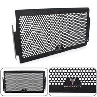 New Style Motorcycle Radiator Guard Protector Grille Grill Cover For YAMAHA MT 07 MT 07 MT07
