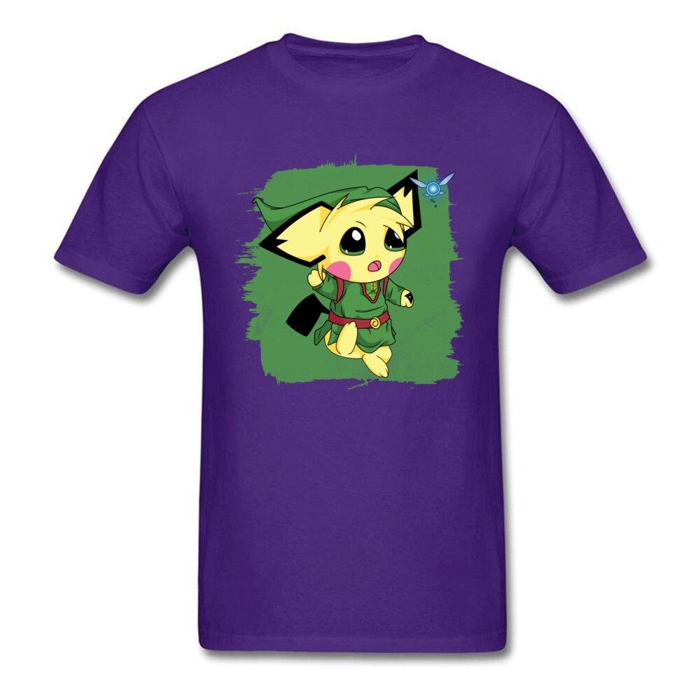 Anime Legend of Zelda t-shirt logo top loose