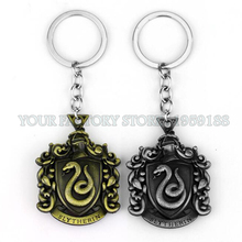 Harry Potter Lord Voldemort Snake Styling Mens Womens KeyRing Ceative Car Keychain Car Key Chain With Snake Design(China (Mainland))