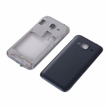 Original For Samsung Galaxy Core Prime G361 Full Housing Middle Frame + Battery Back Cover