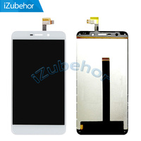 100 Warranty Black Or White LCD Display With Touch Screen Digitizer Assembly For UMi Super By