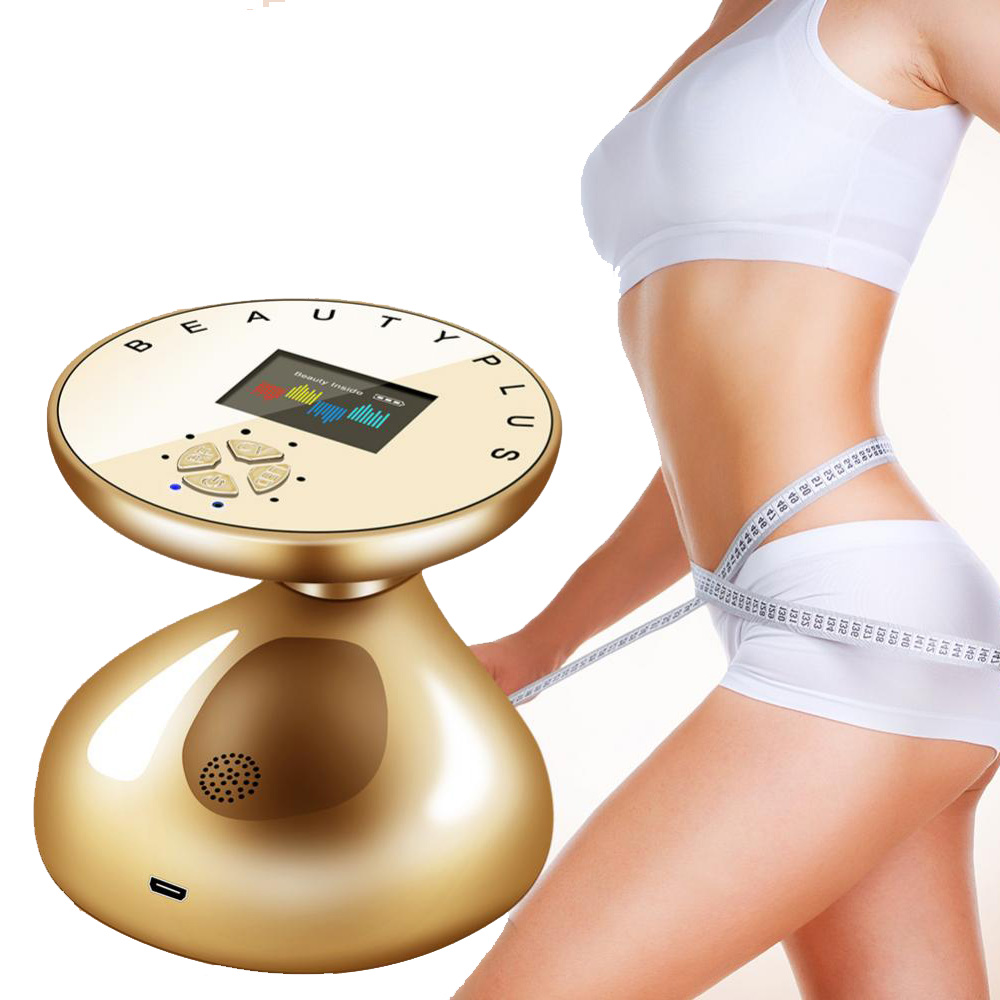 RF Body Slimming Belly Fat Burner Massage Skin Lifting Beauty Machine Slimming Tightening Weight Loss Beauty Machine Massager мороженица ariete 632 sorbet maker