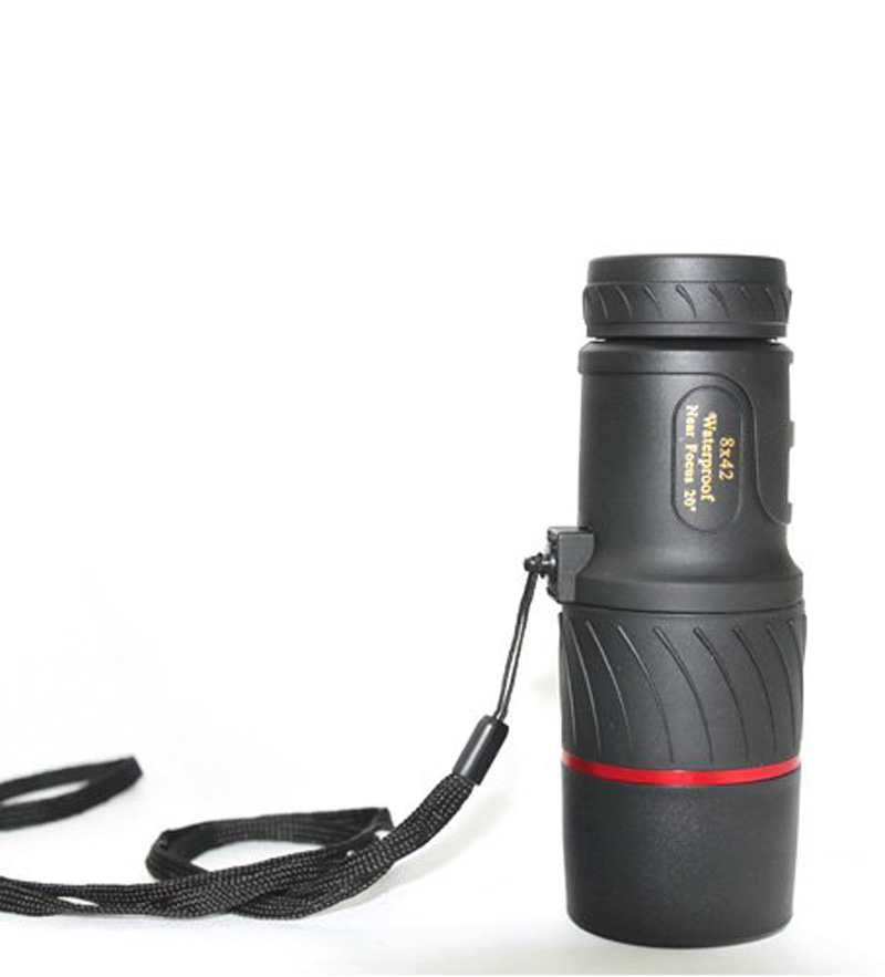 ФОТО Visionking Super Portable Right & Clear Monocular Telescope K 8x42 Monoculars Camping Travelling Hunting Binoculars