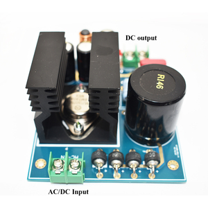 Image 2 - Lusya 2 10a ouro selo linear alta corrente regulada placa de alimentação baixo ruído alta estabilidade B2 004